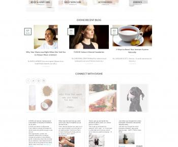 Evohe Cosmetics EStore